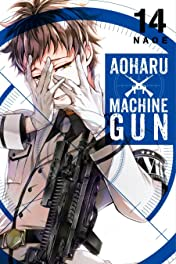 Aoharu X Machinegun Tome 14