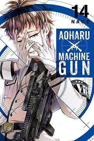 Aoharu X Machinegun Tome 14