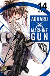 Aoharu X Machinegun Vol. 14