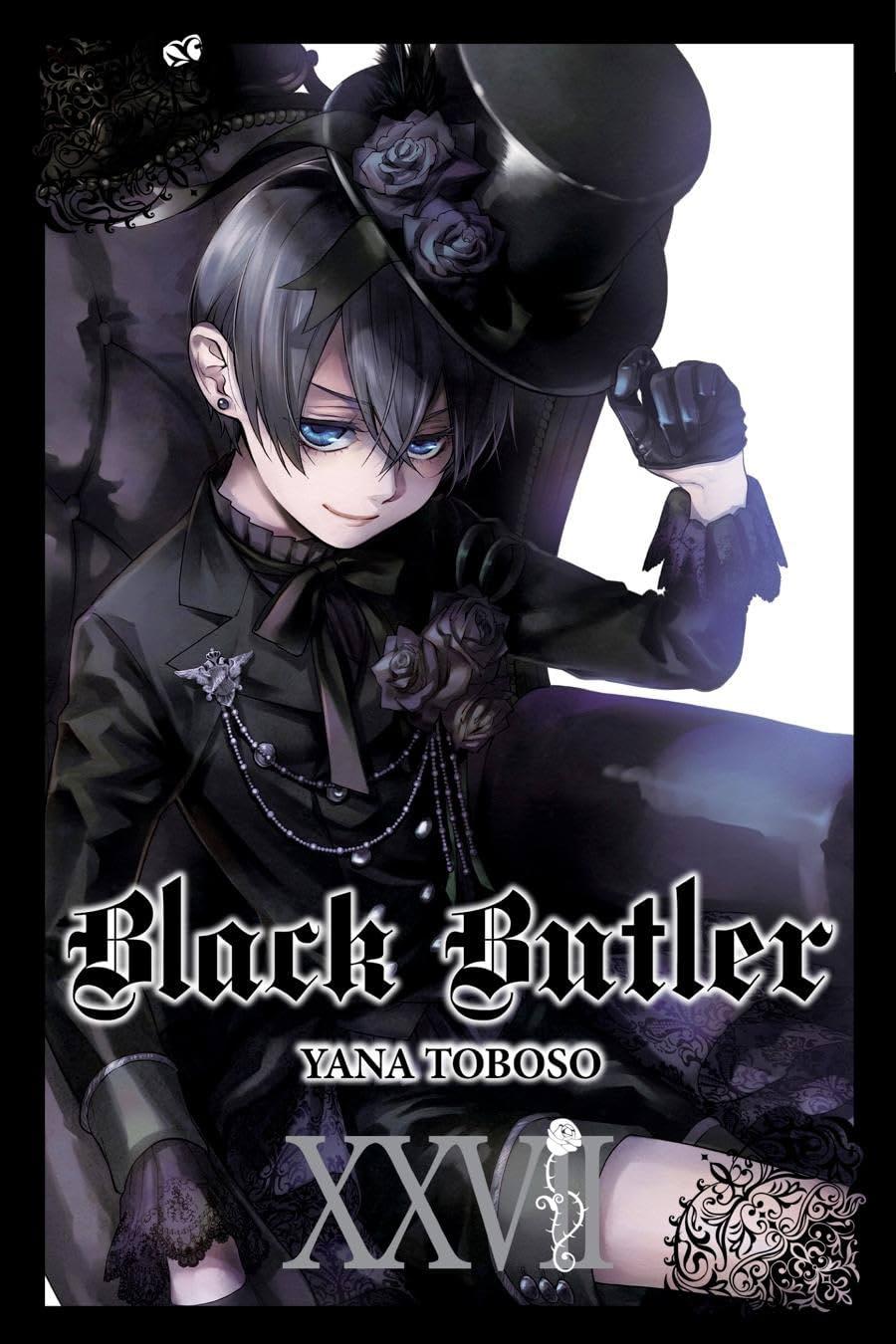 Black Butler Vol. 27
