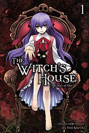 The Witch's House: The Diary of Ellen Vol. 1