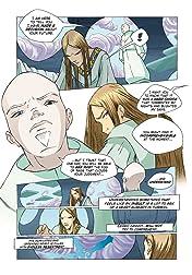 W.I.T.C.H.: The Graphic Novel, Part V. The Book of Elements Vol. 13