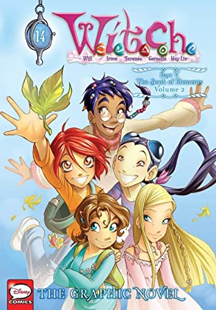 W.I.T.C.H.: The Graphic Novel, Part V. The Book of Elements Vol. 2