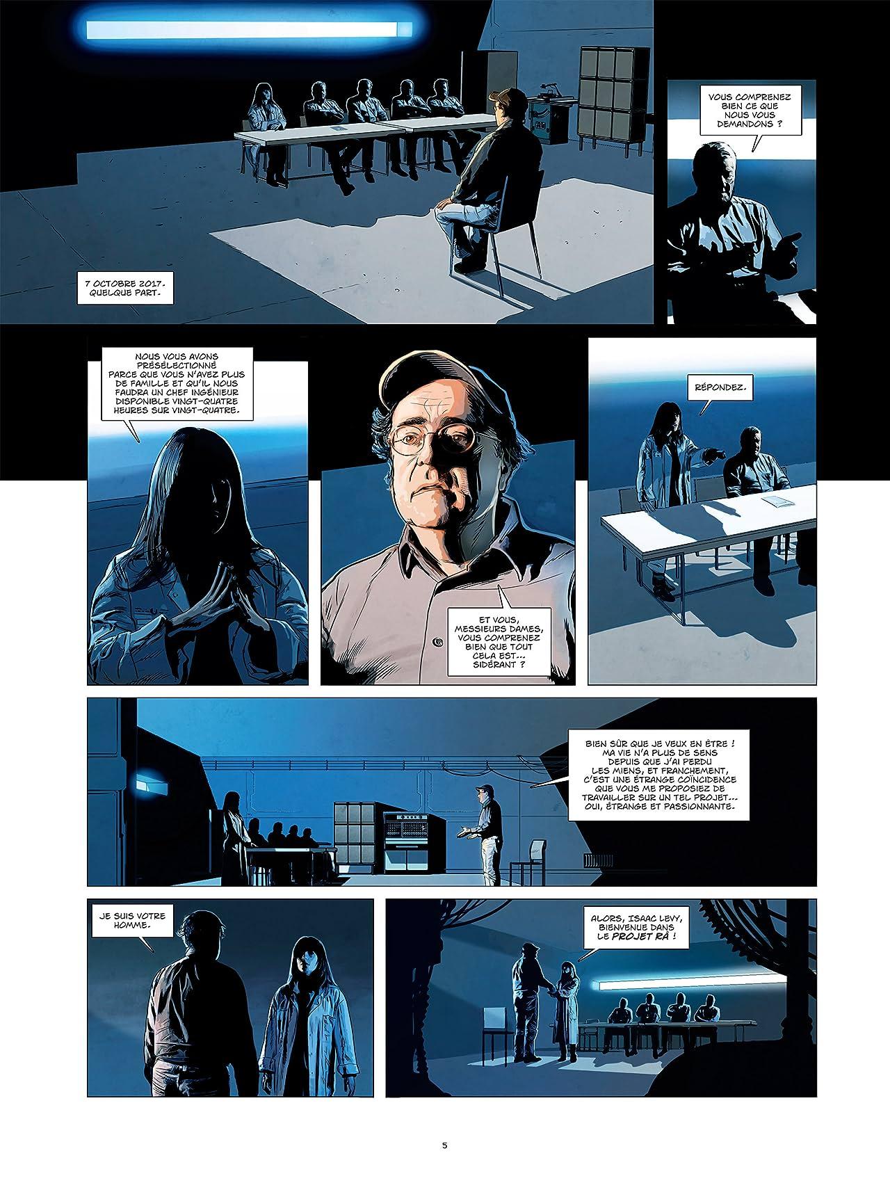 Expérience Mort Vol. 1: La Barque de Râ