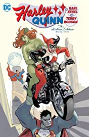 Harley Quinn by Karl Kesel and Terry Dodson: The Deluxe Edition Book Two