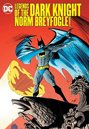 Legends of the Dark Knight: Norm Breyfogle  Tome 2