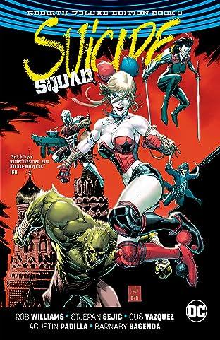 Suicide Squad: The Rebirth Deluxe Edition - Book 3
