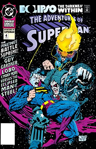 Adventures of Superman (1986-2006) Annual No.4