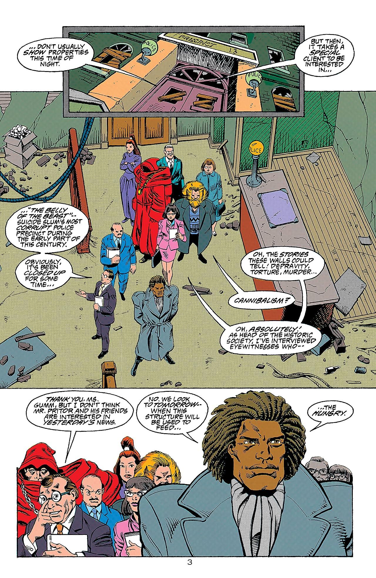 Adventures of Superman (1986-2006) Annual #5