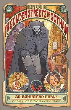 Batman: The Golden Streets of Gotham (2003) No.1