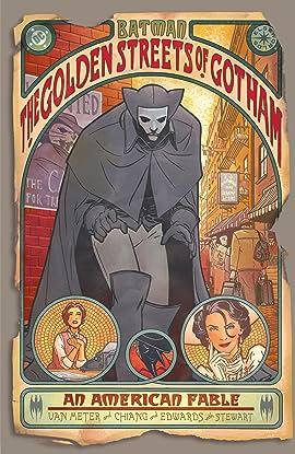 Batman: The Golden Streets of Gotham (2003) #1