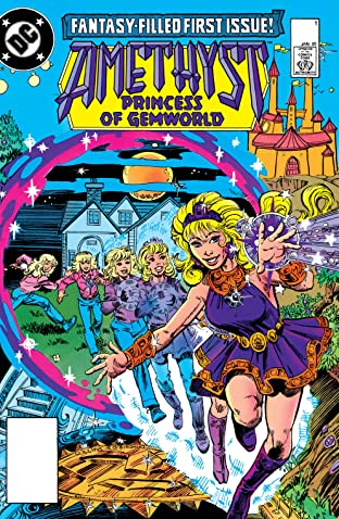 Amethyst: Princess of Gemworld (1985-1986) No.1