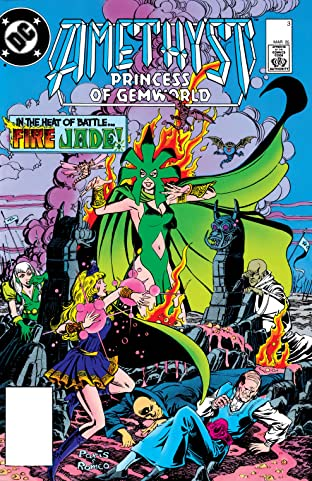 Amethyst: Princess of Gemworld (1985-1986) No.3