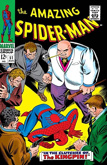 Amazing Spider-Man (1963-1998) #51