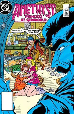 Amethyst: Princess of Gemworld (1985-1986) #4