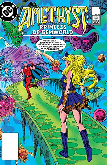 Amethyst: Princess of Gemworld (1985-1986) #5