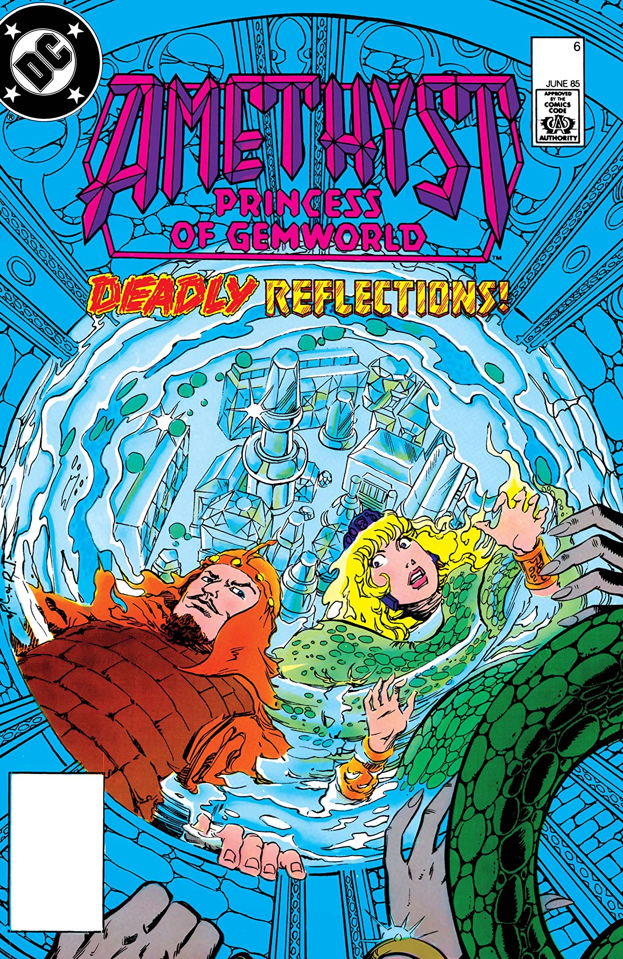 Amethyst: Princess of Gemworld (1985-1986) #6