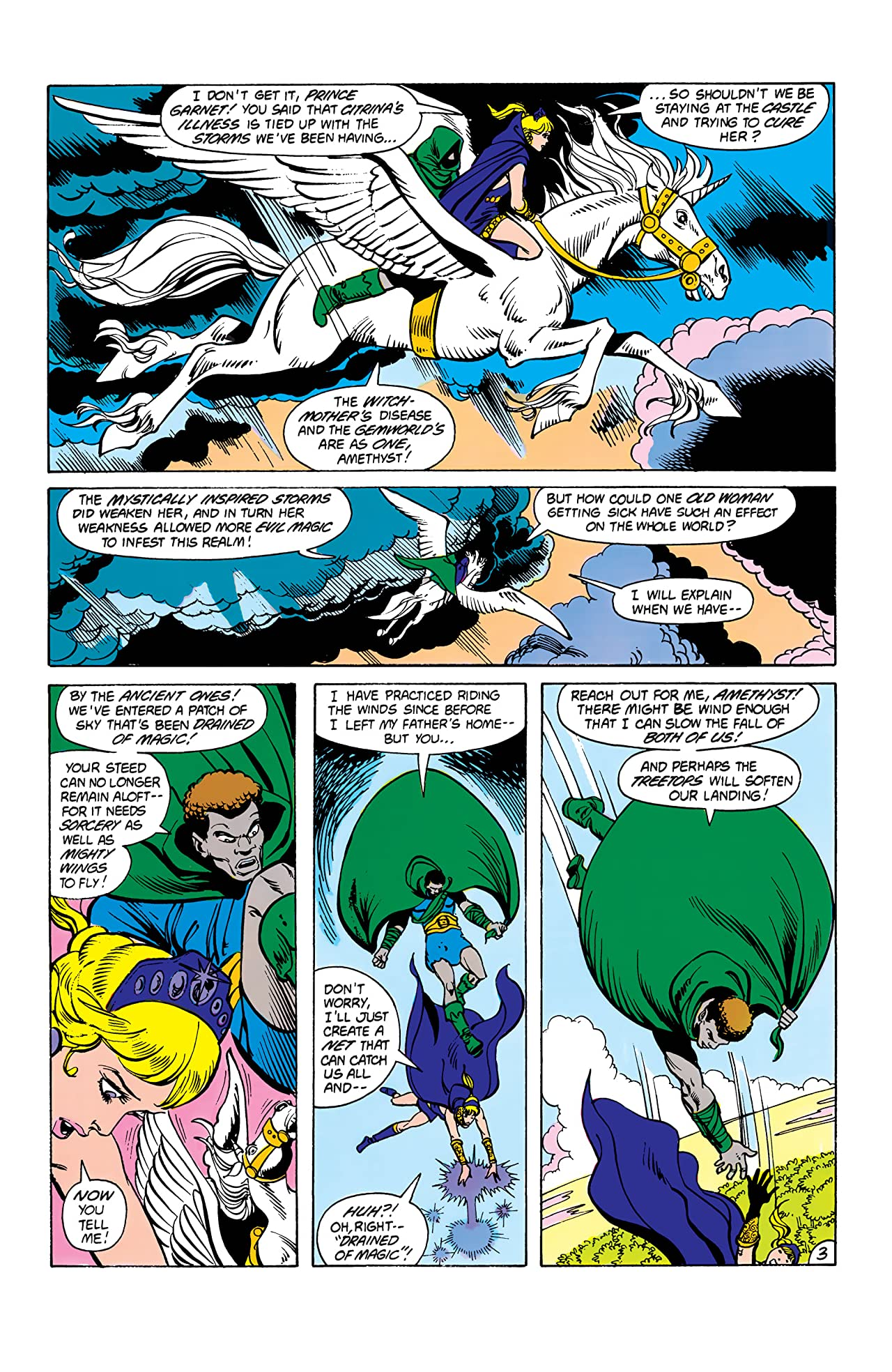 Amethyst: Princess of Gemworld (1985-1986) #7