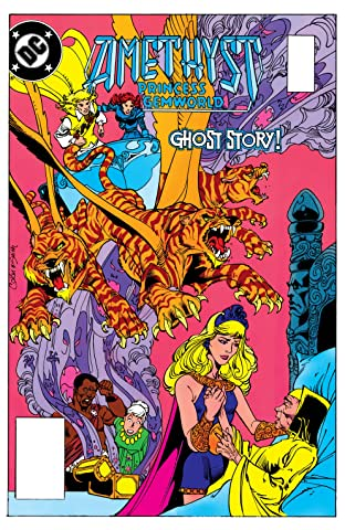 Amethyst: Princess of Gemworld (1985-1986) No.7