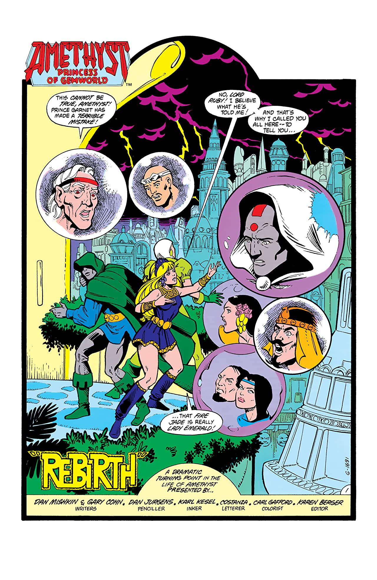 Amethyst: Princess of Gemworld (1985-1986) #8