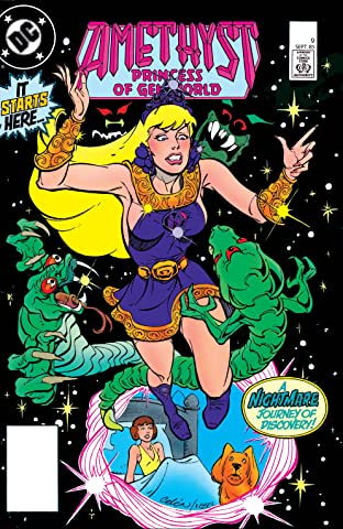 Amethyst: Princess of Gemworld (1985-1986) #9