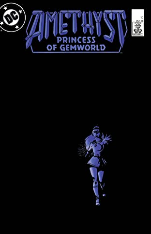 Amethyst: Princess of Gemworld (1985-1986) No.10