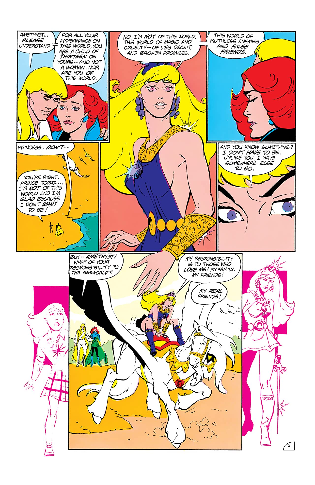 Amethyst: Princess of Gemworld (1985-1986) #11