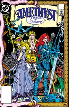 Amethyst: Princess of Gemworld (1985-1986) #11
