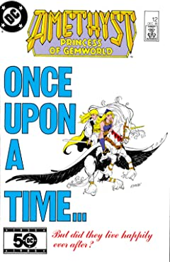 Amethyst: Princess of Gemworld (1985-1986) #12
