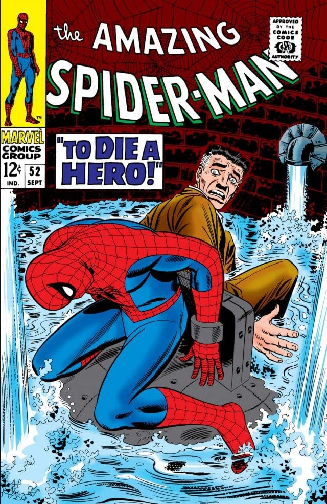 Amazing Spider-Man (1963-1998) #52
