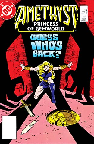 Amethyst: Princess of Gemworld (1985-1986) #14