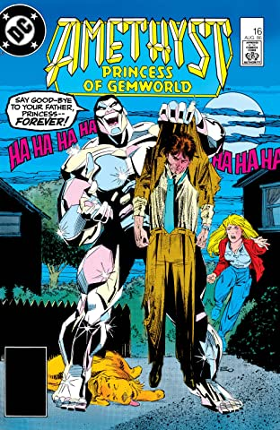Amethyst: Princess of Gemworld (1985-1986) #16
