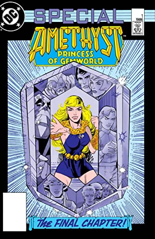 Amethyst: Princess of Gemworld Special (1986) #1