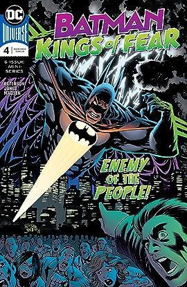 Batman: Kings of Fear (2018-2019) #4