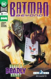 Batman Beyond (2016-) #26