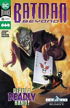 Batman Beyond (2016-) #26