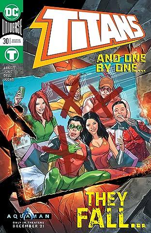 Titans (2016-) #30