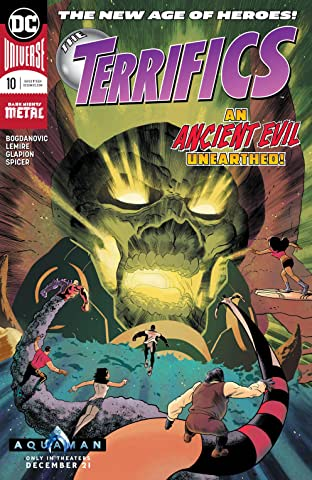 The Terrifics (2018-) No.10