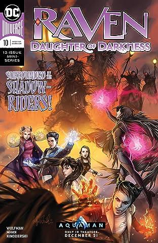 Raven: Daughter of Darkness (2018-) #10