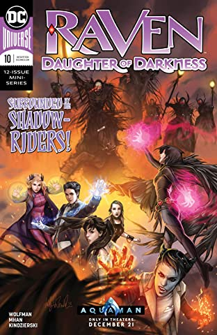 Raven: Daughter of Darkness (2018-) #10