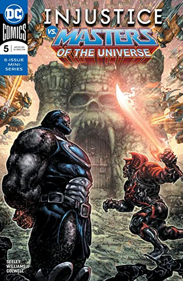 Injustice Vs. Masters of the Universe (2018-) #5
