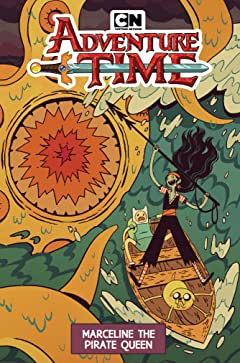 Adventure Time: Marceline the Pirate Queen