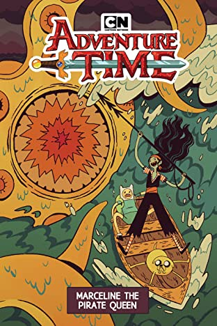 Adventure Time Original Graphic Novel: Marceline the Pirate Queen: Marceline the Pirate Queen