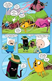 Adventure Time Tome 17