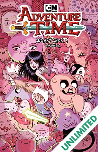 Adventure Time: Sugary Shorts Vol. 5