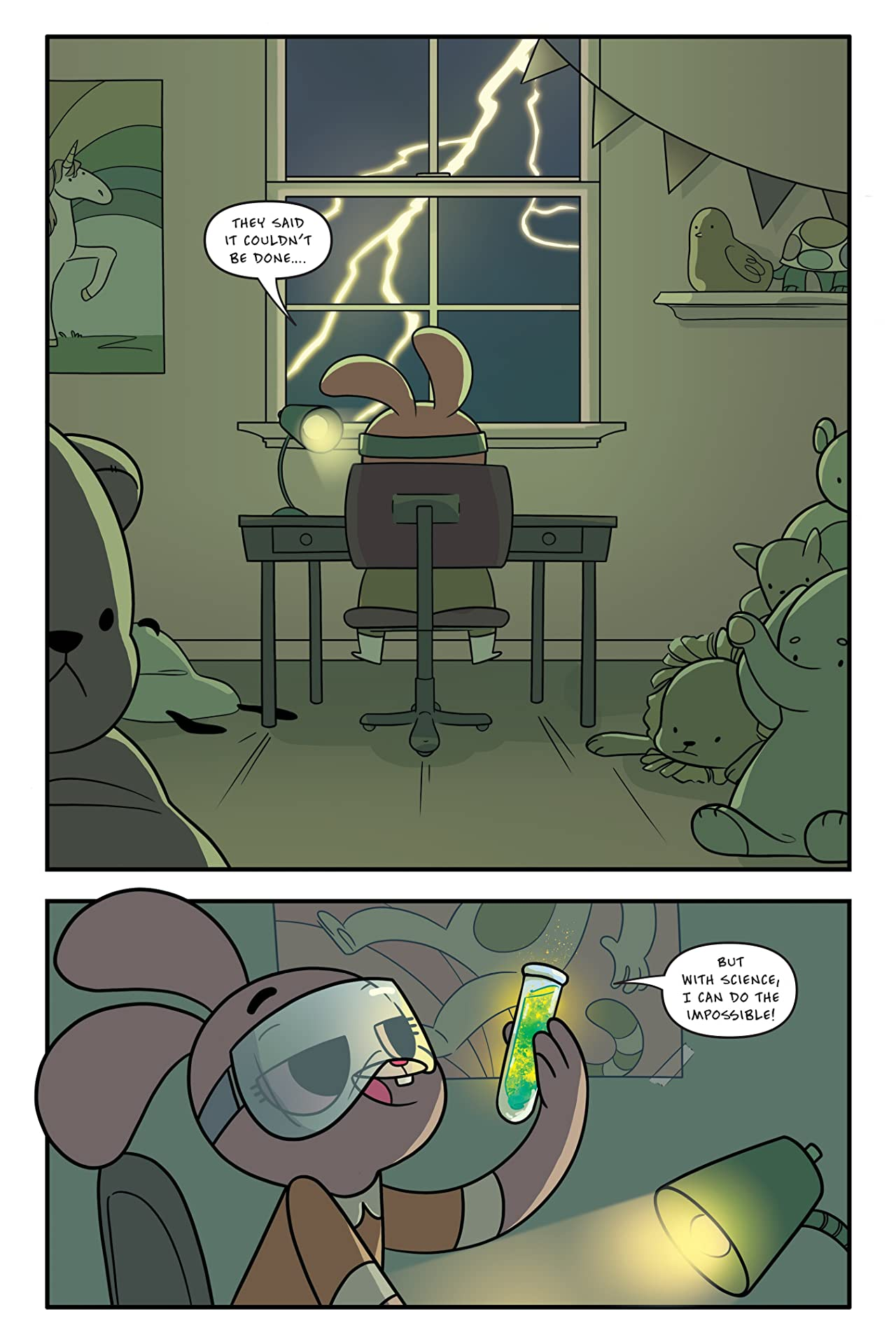 The Amazing World of Gumball Original Graphic Novel: Midsummer Nightmare: Midsummer Nightmare