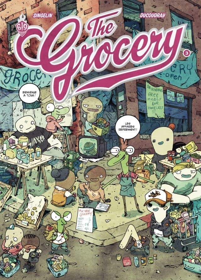 The Grocery Vol. 3
