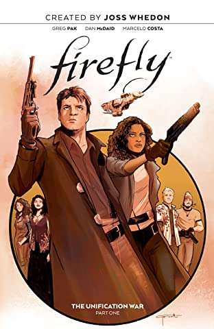 Firefly: The Unification War - Part One