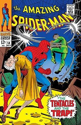 Amazing Spider-Man (1963-1998) #54