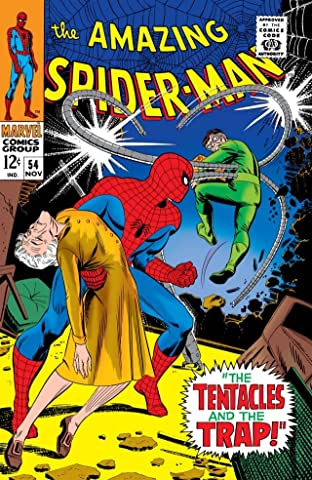 Amazing Spider-Man (1963-1998) #54